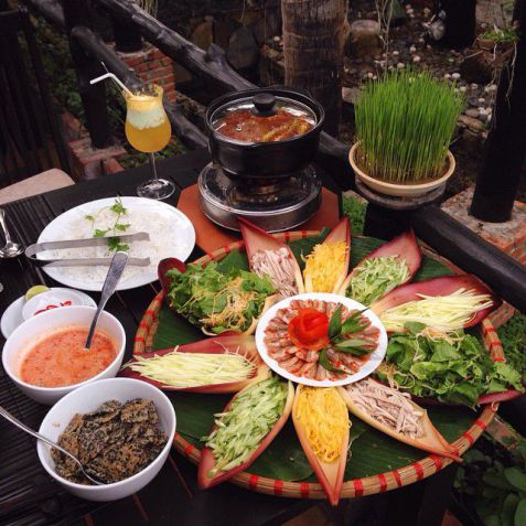 các món ăn miền trung