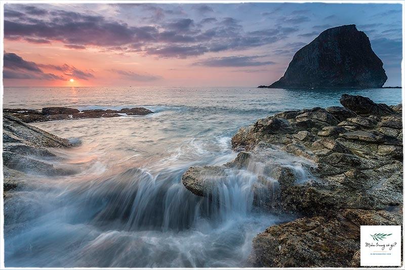 du lịch đảo Hoàn Yến Phú Yên