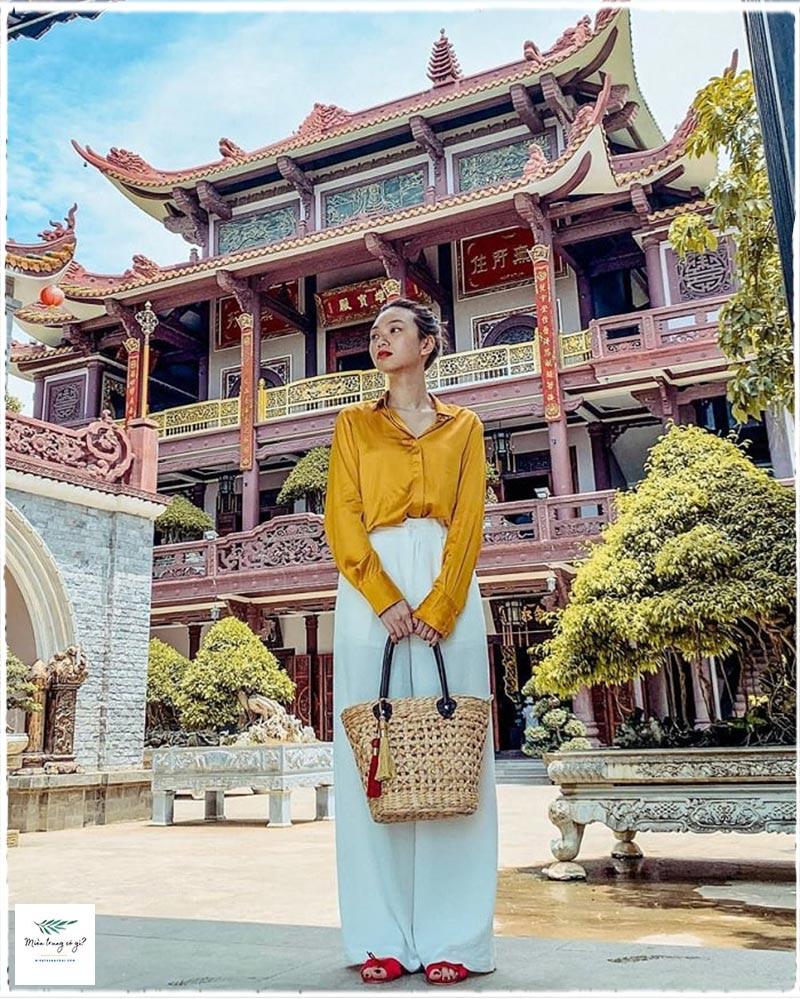 Bình Định chùa Thiên Hưng