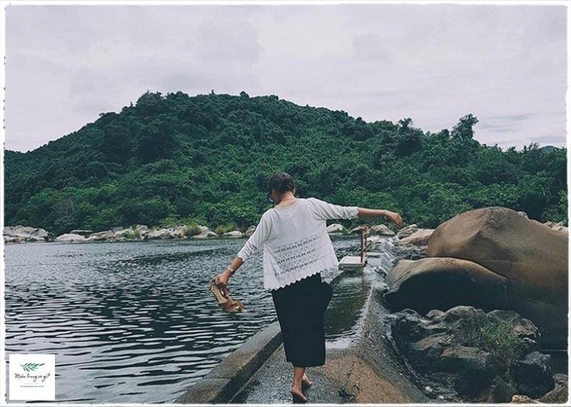 trải nghiệm du lịch hầm hô Quy Nhơn