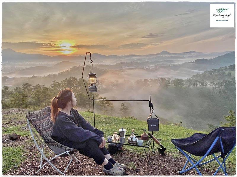 kinh nghiệm săn mây đà lạt
