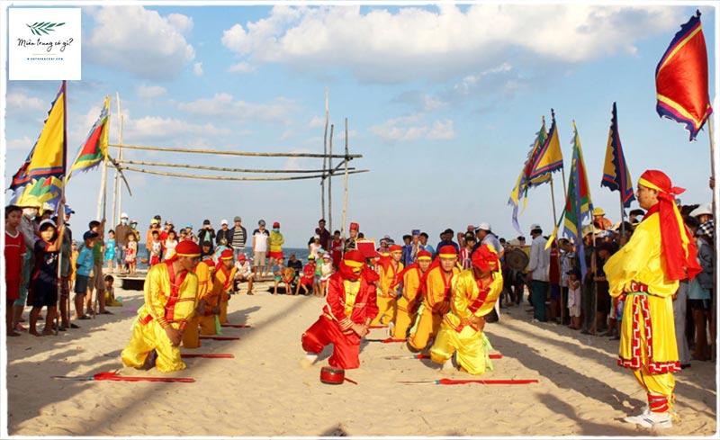 lễ hội cầu ngư phú yên